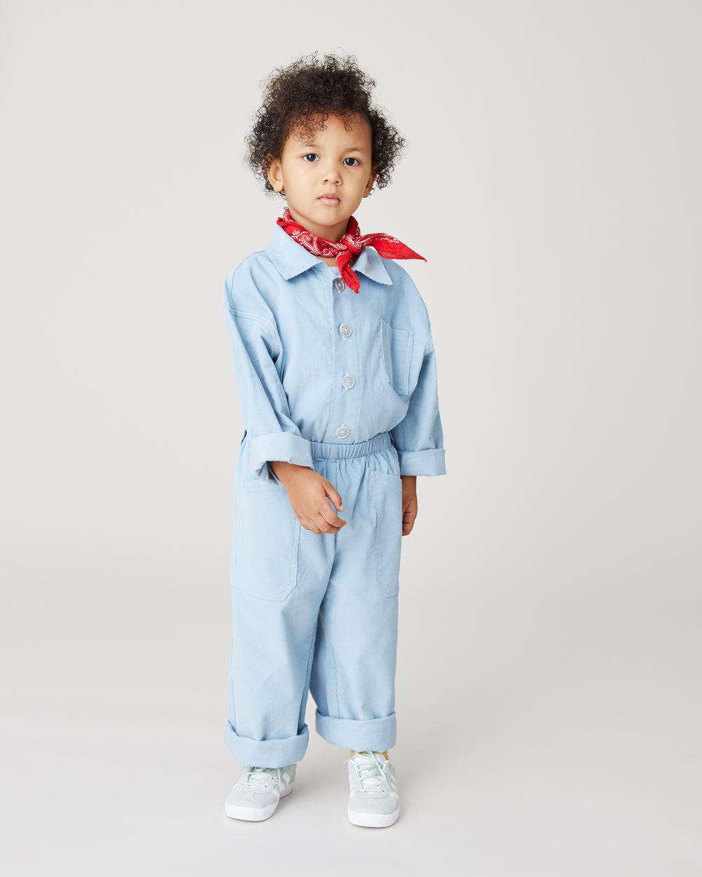 Chatham Trouser in Baby Blue