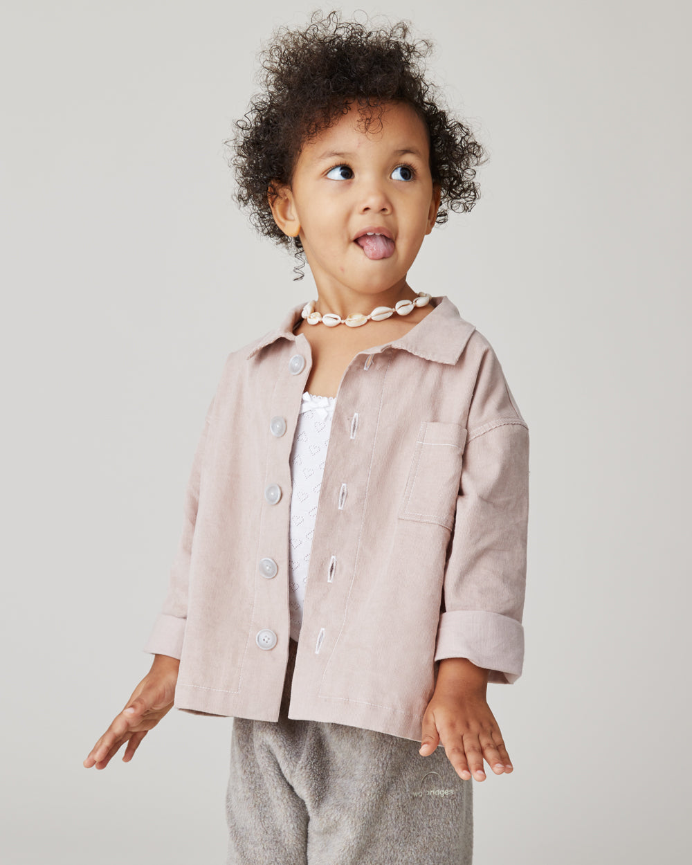 Seneca Shirt in Mauve