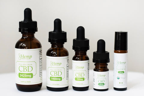 hemp essentials cbd oil
