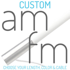 Custom Marine Radio Antenna (AM/FM)