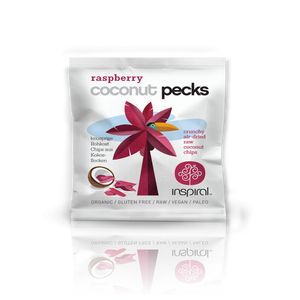 Case of 10 Raspberry Coconut Pecks