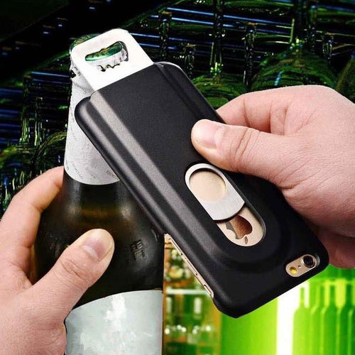 Bottle Opener Iphone Case Trenduber