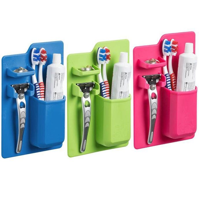 Mighty Bathroom Organizer Trenduber