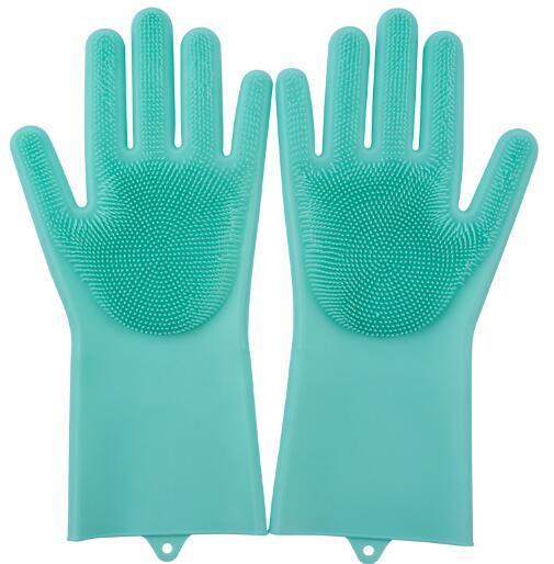 Super Gloves Trenduber green A Pair