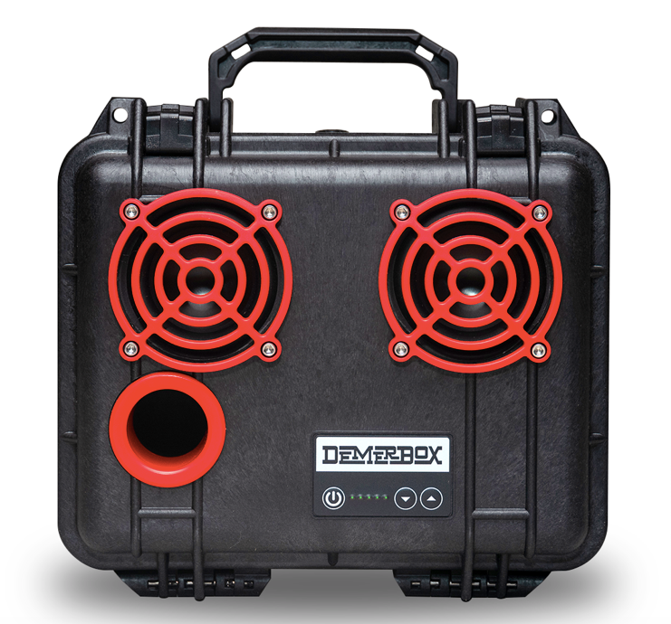 Game Day Black & Red DB2 Speaker
