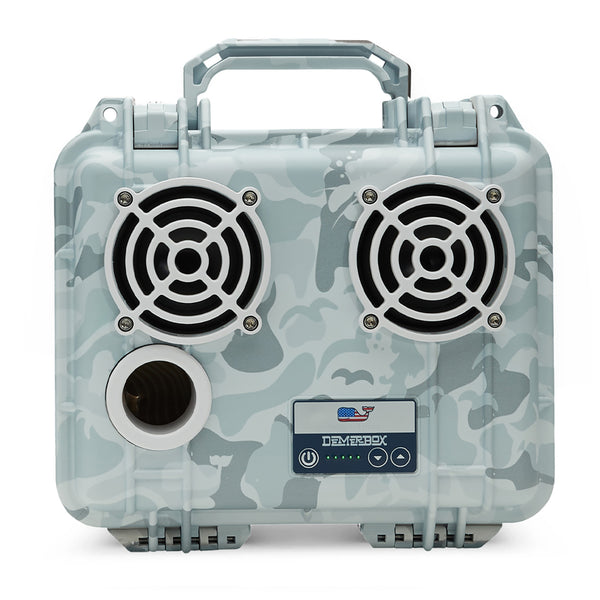 Vineyard Vines Grey Tonal Camo Speaker