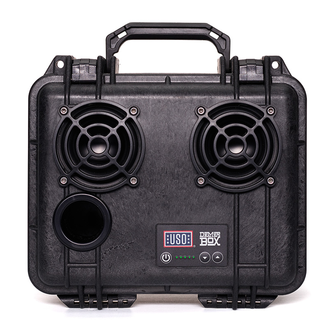 USO Barrow Black DB2 Speaker