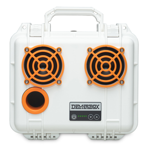 Game Day White & Orange DB2 Speaker