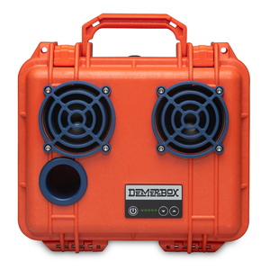 Game Day Orange & Navy DB2 Speaker