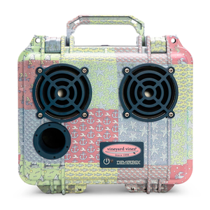VV Patchwork | Limited Edition Speaker