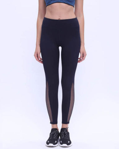 Active Mesh Design Leggings