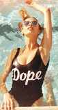 Dope One-Piece Swimsuits