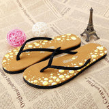 Women Casual Beach Flip Flops Summer Flat Sandals Slippers