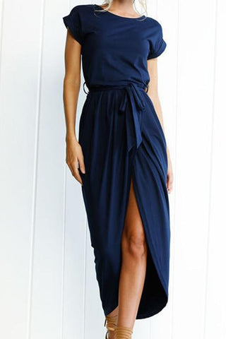 Darkblue After Midnight  Casual Maxi Dress