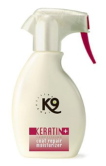 K9 Keratin + Coat Repair moisturizer - 250ml - for hund og katt