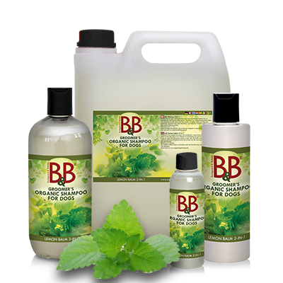 BB Shampoo Lemon Balm (2 i 1 melisse) 100ml