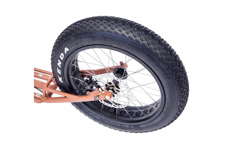 KOSTKA Monster Max Dog Fat Bike KickBike
