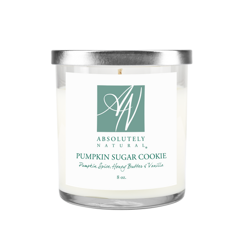 Pumpkin Sugar Cookie Candle 8 oz