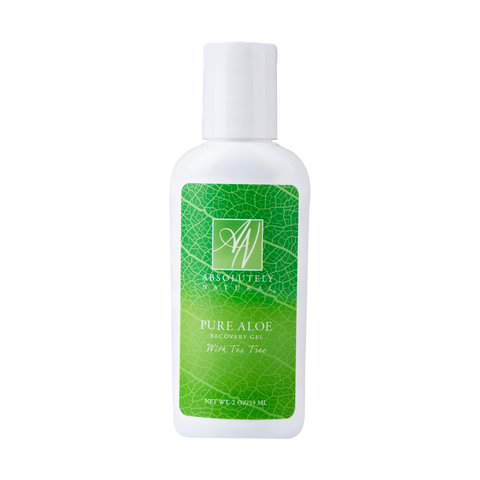 Travel Size Pure Aloe Recovery Gel