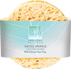 Set of Three Facial Sponges