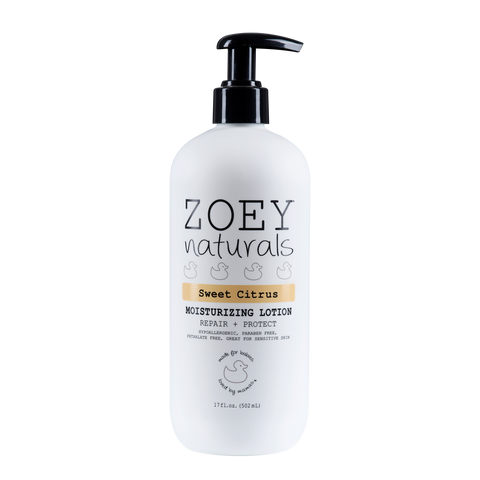 Zoey Naturals Sweet Citrus Lotion