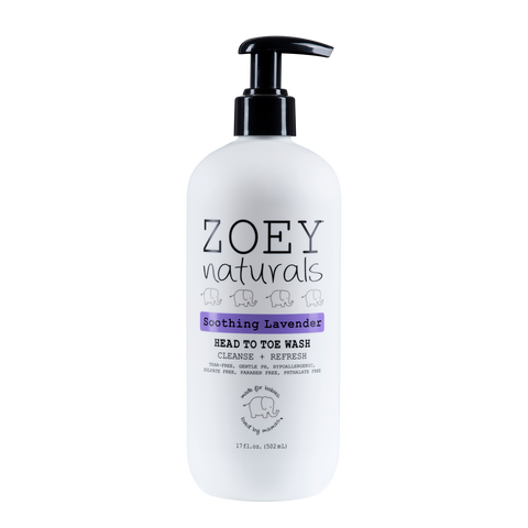 Soothing Lavender Wash