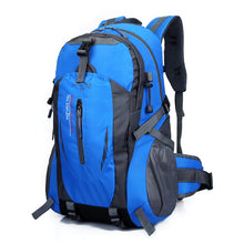 Ultra Light Outdoor Hiking Backpack .Mountaineering Camping Rucksack 40L