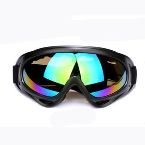 KUUFY Bendable Professional Windproof X400 UV Protection Sports Ski Goggle. For Snowboard, Skate, Skiing