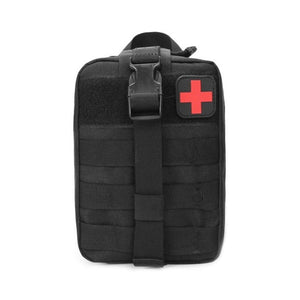 OUTAD Outdoor Tactical Medical Bag Travel for First Aid Kit