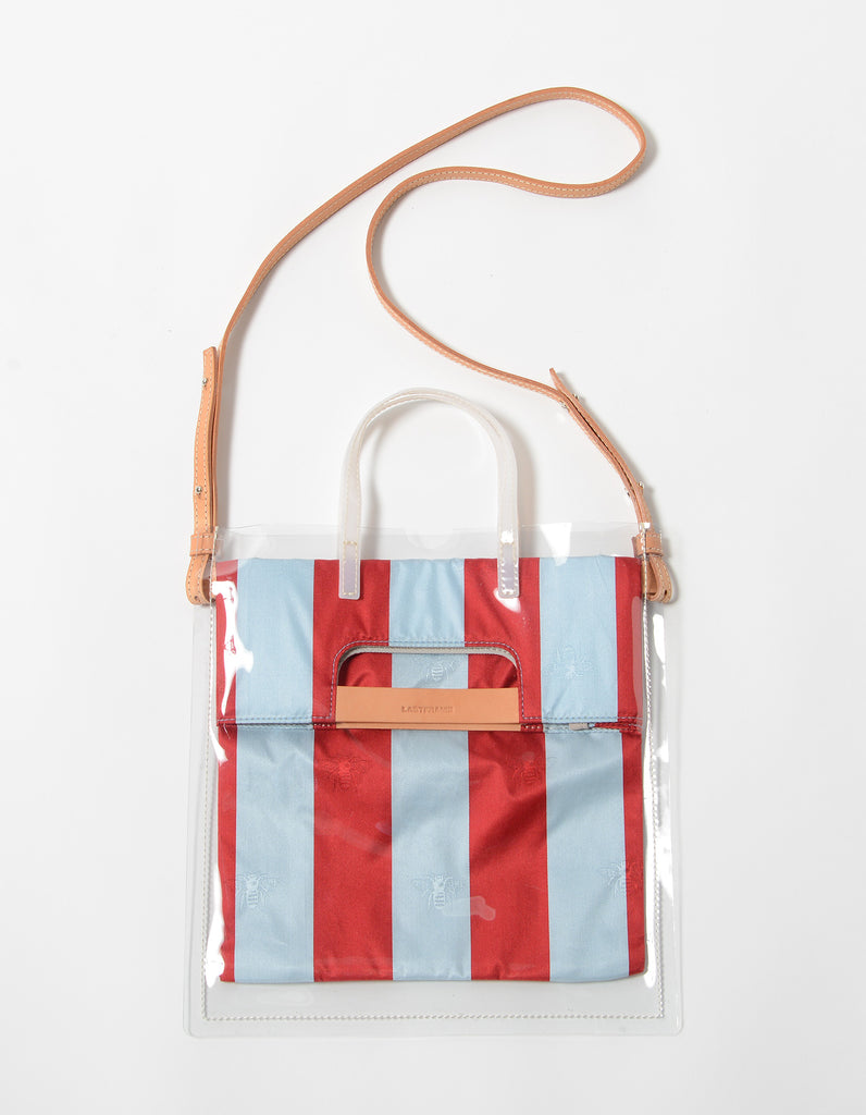 NINE TRANSPARENT BAG