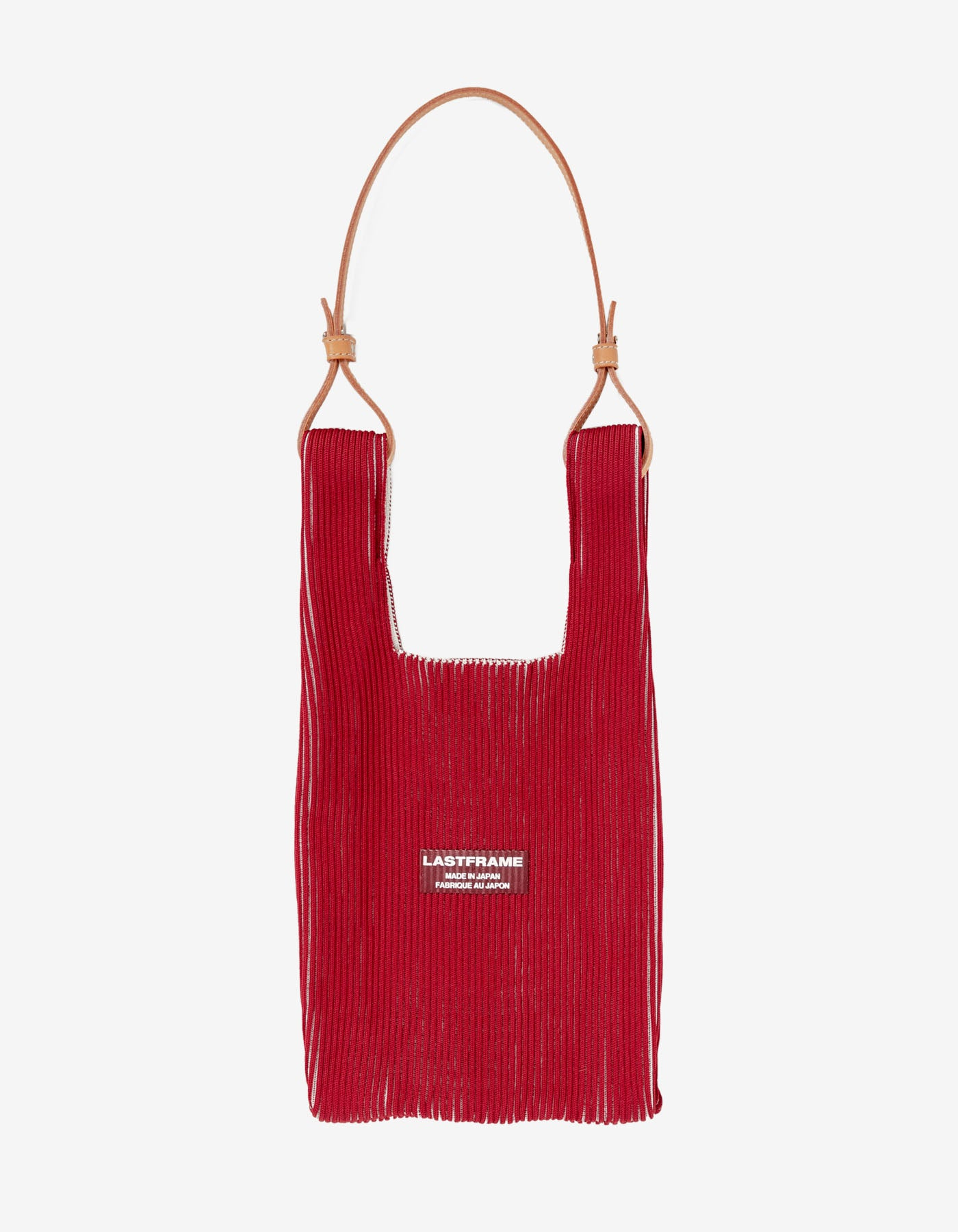 TWO TONE MARKET BAG