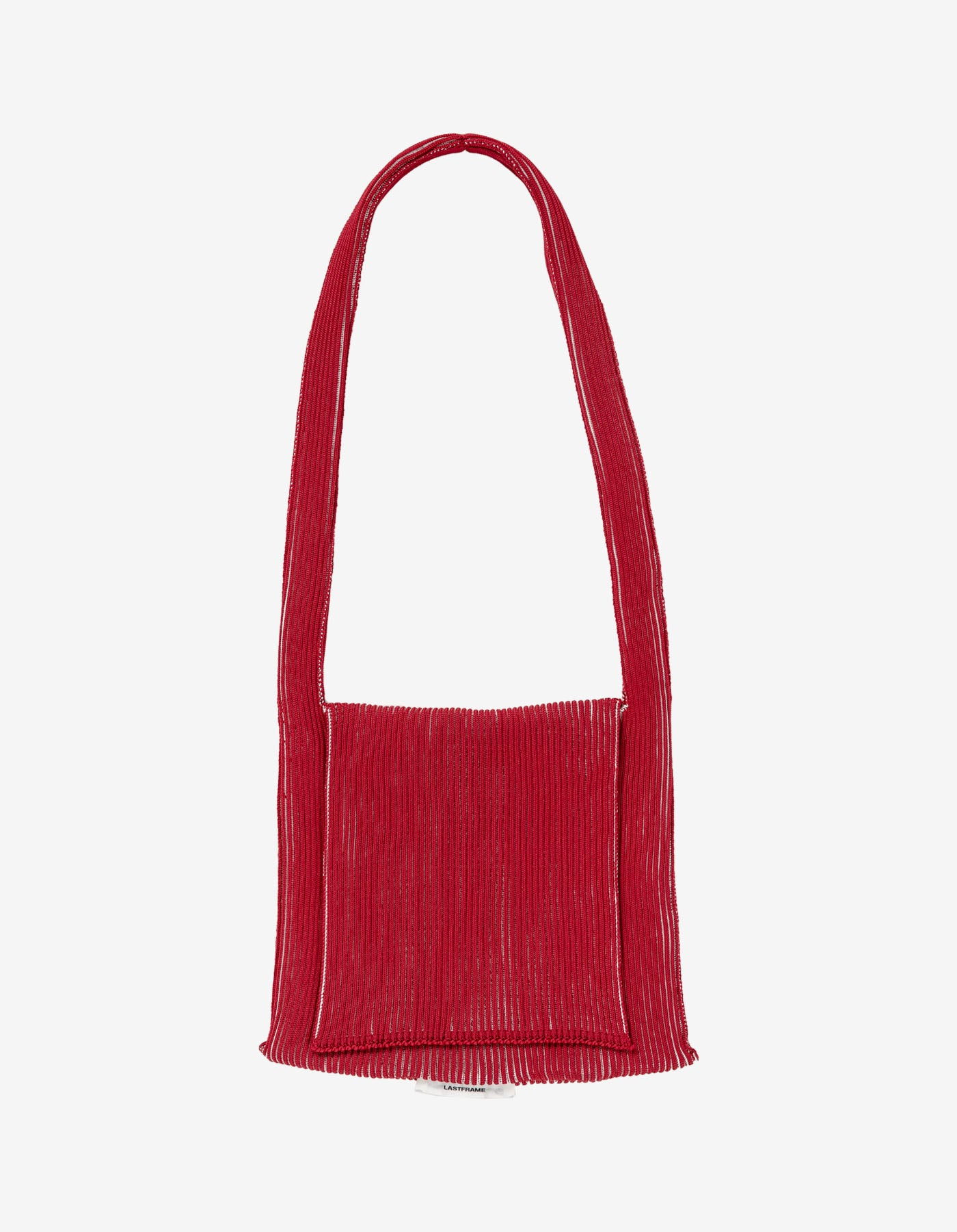 TWO TONE TIE BAG