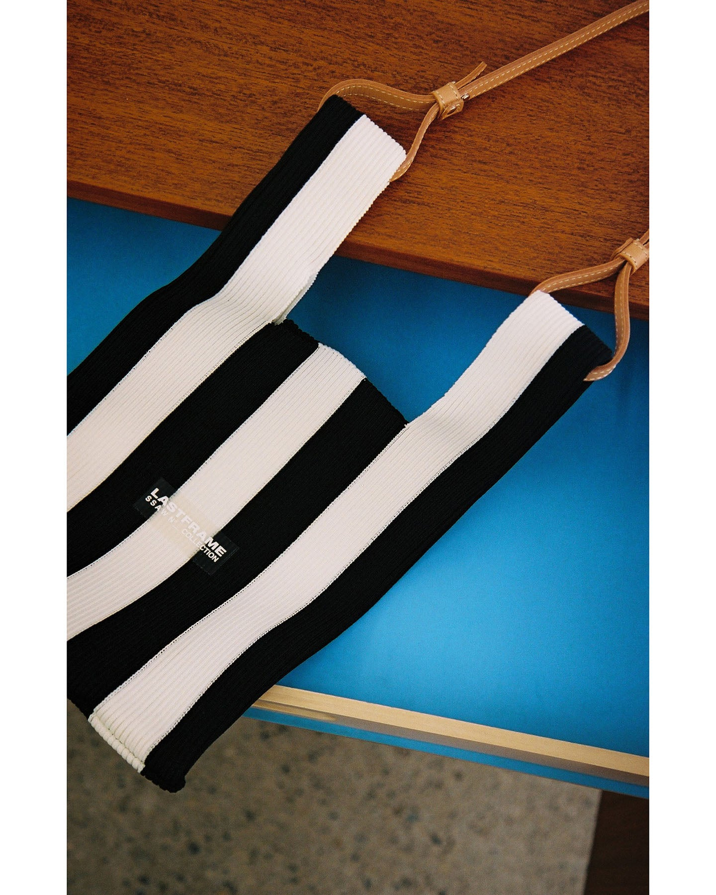 STRIPE MARKET BAG SMALL