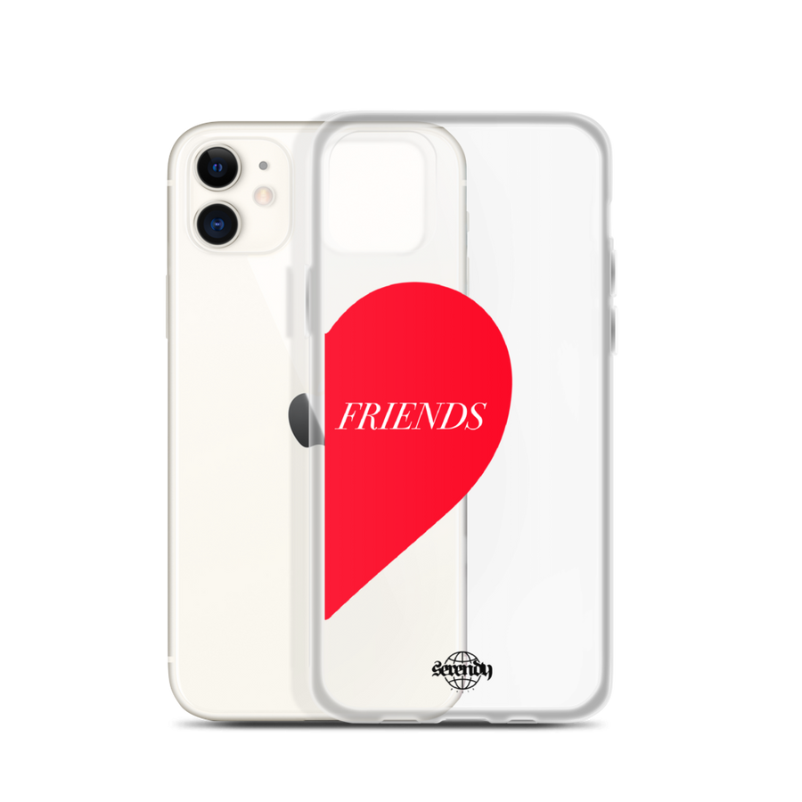 BEST FRIENDS Coques 𝖘𝖊𝖗𝖊𝖓𝖉𝖞 𝖕𝖆𝖗𝖎𝖘® iPhone 11