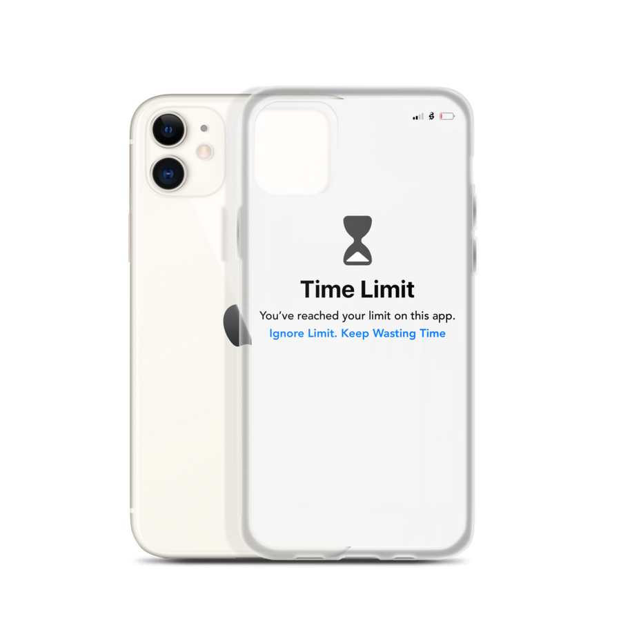 TIME LIMIT Coques 𝖘𝖊𝖗𝖊𝖓𝖉𝖞 𝖕𝖆𝖗𝖎𝖘® iPhone 11