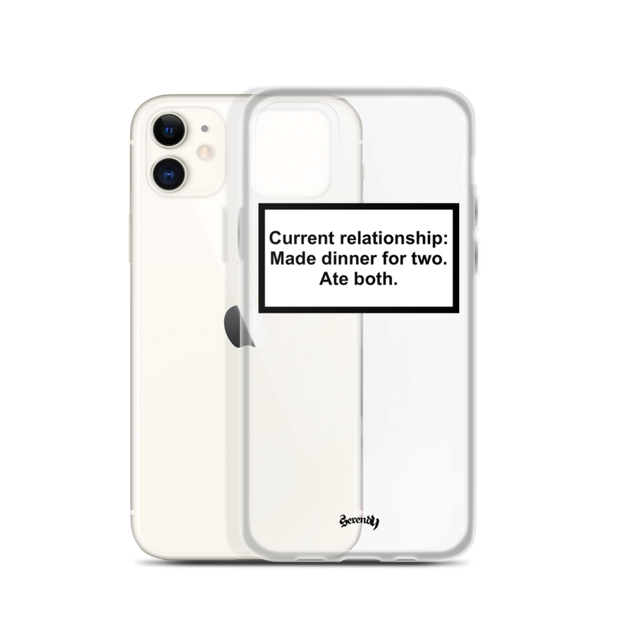 CURRENT RELATIONSHIP Coques 𝖘𝖊𝖗𝖊𝖓𝖉𝖞 𝖕𝖆𝖗𝖎𝖘® iPhone 11