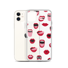 RED LIPS Coques 𝖘𝖊𝖗𝖊𝖓𝖉𝖞 𝖕𝖆𝖗𝖎𝖘® iPhone 11