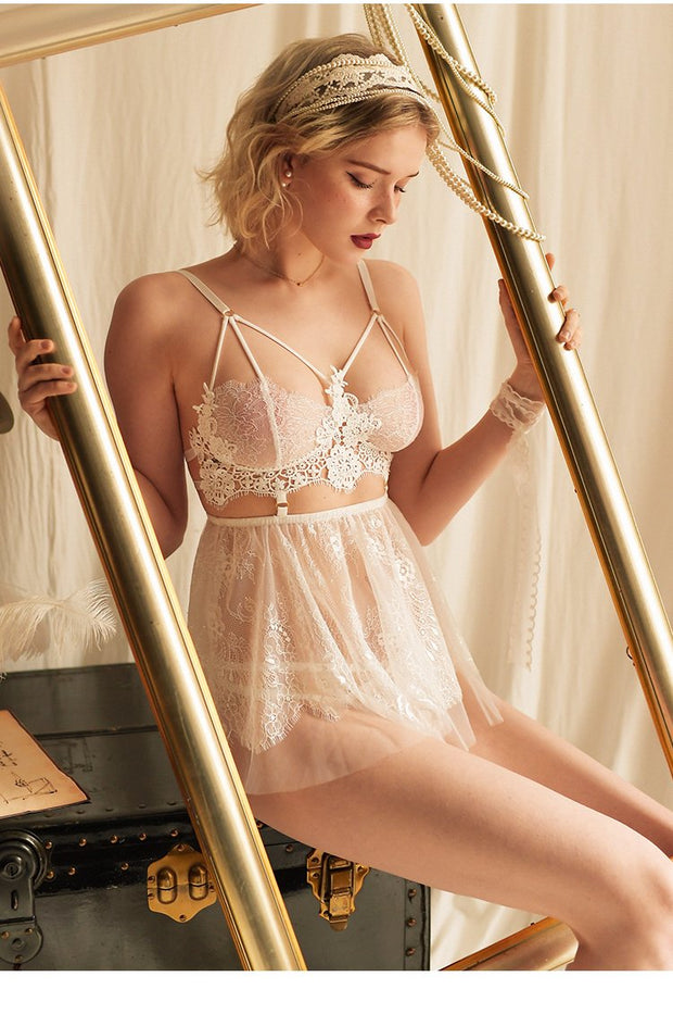 "Ensemble de lingerie ""ALIX"" - Serendy Paris®"