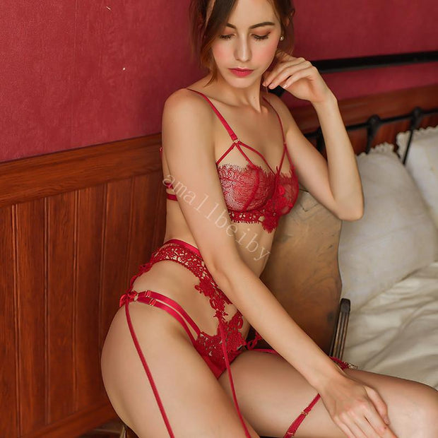 "Ensemble de lingerie ""MYA"" - Serendy Paris®"