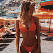 "Bikini ""AHUNA"" Serendy ORANGE L"