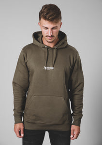 Avenue Classic Hoodie - Olive