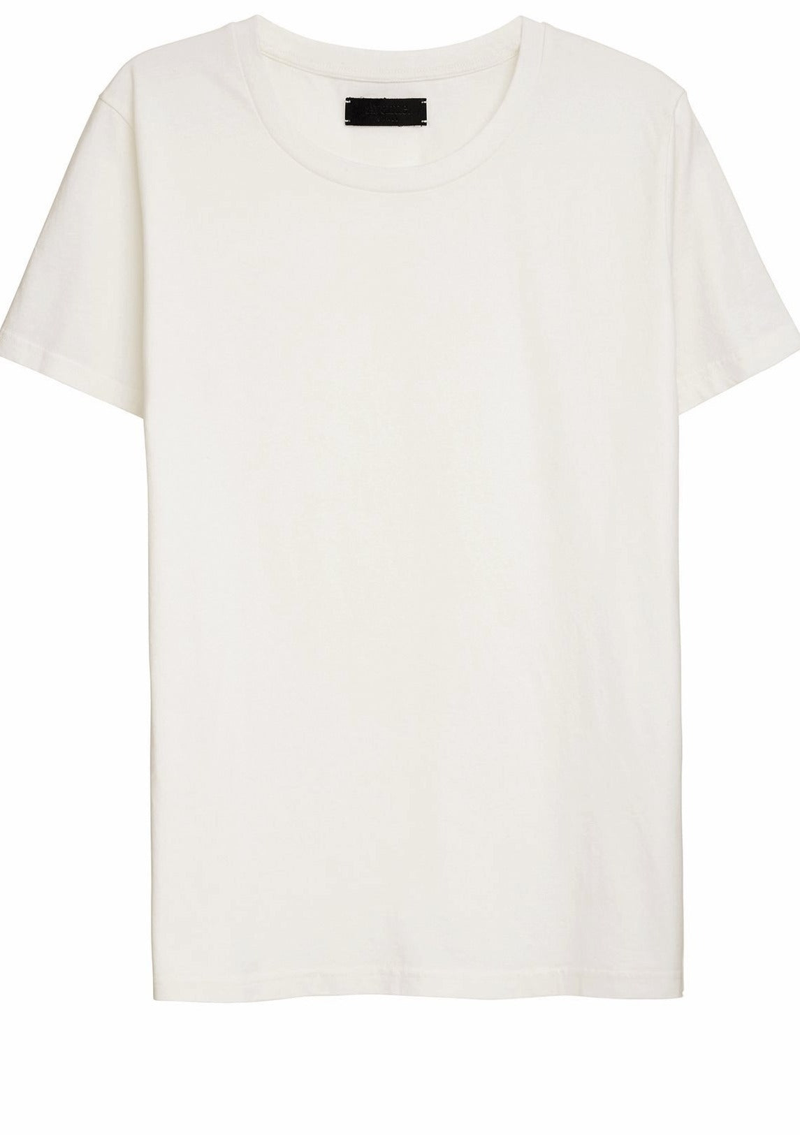 Basic T-Shirt Vintage Cut - natural white