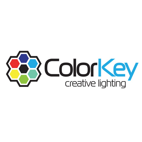 Color Key Creative Lighting Par Lighting DMX Uplighting Wireless Battery