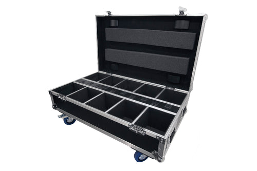 Road Case Uplighting Flight Case ColorKey