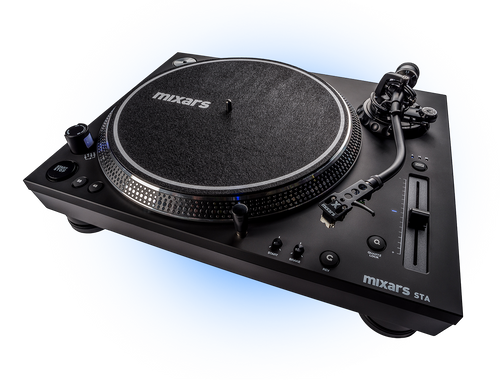 STA Turntable Dj Armor High Torque