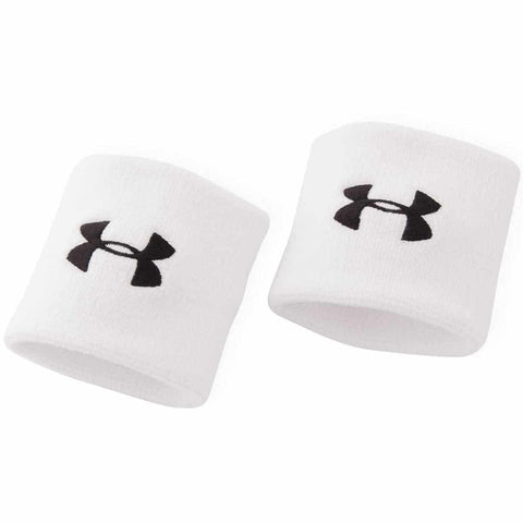 "Under Armour 3"" Performance Wristband 2 pak"
