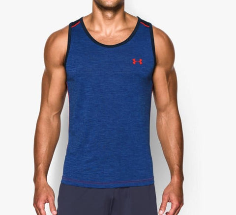 Under Armour Tank Tech Men's Cobalt