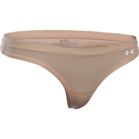 Women's UA Power In Pink® Pure Stretch Thong (Nud)