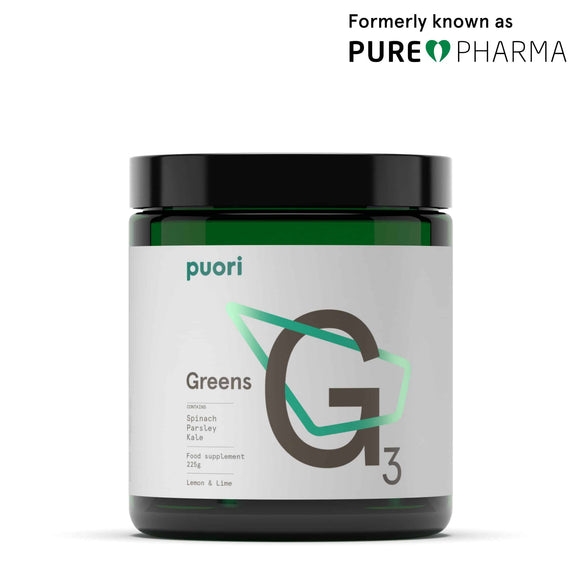 Puori G3 Lemon Lime