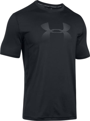 Men's UA Raid Graphic T-Shirt - Sort